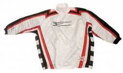 NC GOALIE JERSEY WHITE,BLACK,RED